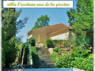 villa l'occitane, Poujols