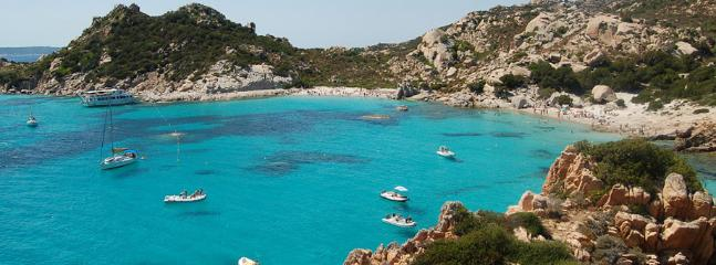 Spargi ( archipelago della Maddalena)