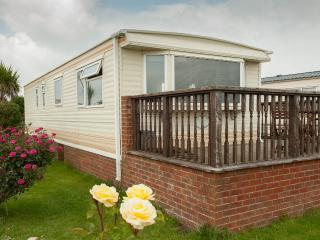 Holiday caravan 24 Hurst view, Lymington