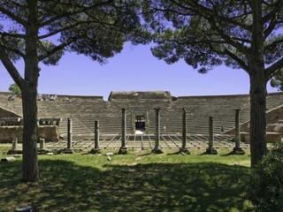 Teatro antico di Ostia Antica