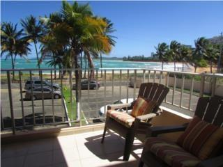 Beachfront Two Bedrooms Apartment in Playa Azul