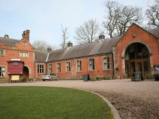 The Courtyard and working stables