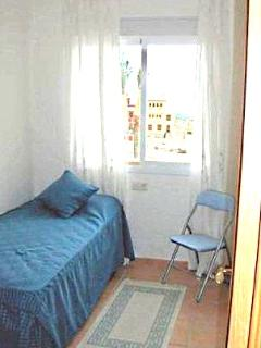 Third Bedroom, twin/single (shown)