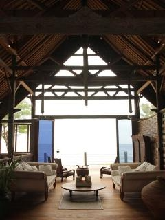 Inside Villa Agung