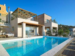 Armi Seaview Villa In Kokkino Chorio, Chania