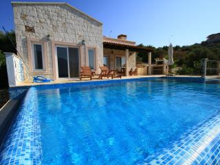 4 bedrooms detached villa with perfect sea view, KAS
