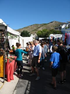 Nerja Market, every Tuesday