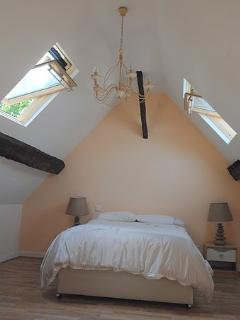 Barn Conversion Bedroom 1