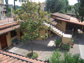 Villa Blu, Frascati