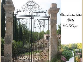 La Villa La Roque, Fuveau