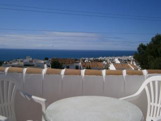 Sea view from our roof terace