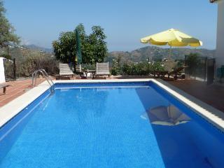Villa Amapola, Cómpeta