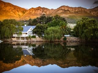Farm Lorraine, The Manor House, Franschhoek