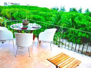 Seaview Penthouse Studio Playa del Carmen Mexico