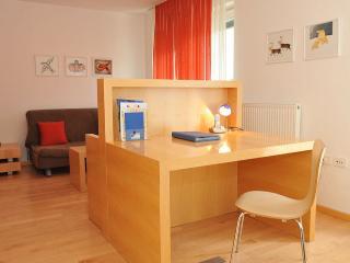 Apartment  Bor - working corner and a sofa