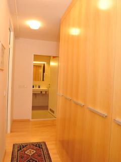 Apartment Bor - entrance hall