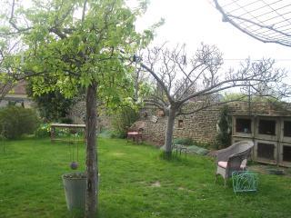 Le jardin ,repos et calme