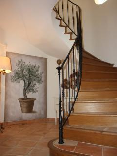 Vers votre suite / access to your suite