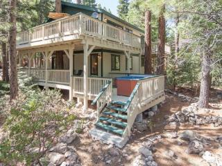 Forest Retreat Tahoe Rental - Dog Friendly,Hot Tub, Carnelian Bay