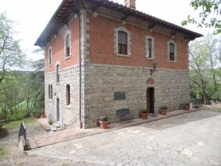 3 bedrooms apartment in villa with swimming pool, Gaiole in Chianti