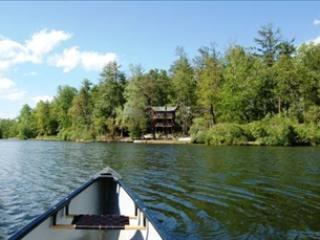 Ahoy There - From the Lake Cove Cottage at Highland Lake Properties