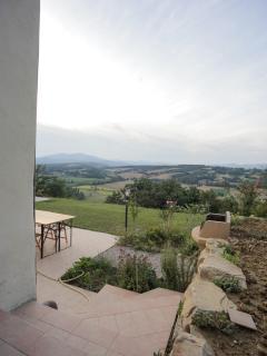 Panorama e giardino
