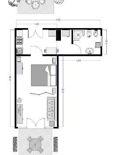 CARDELLINO apartment floor plan