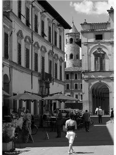 Città di Castello, Piazza Matteotti