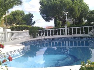 Cosy Villa with private pool Westside of Madrid