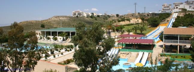 Aquapark 2  minutes from villa