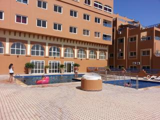 Appartement piscine et plage, Tamraght