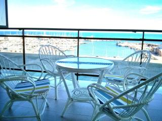 Apartment at Campello's harbour