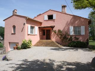 Villa des Basses Lones, Le Thoronet