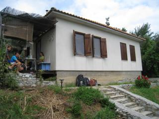 Cabin 200 m from Pelion beach, Chorefton