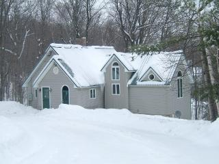 Walk to ski trials on Okemo! Private Luxury Chalet