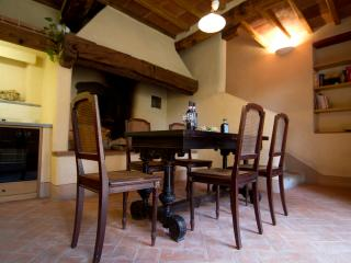 Country apartment in a vineyard - chianti tuscany