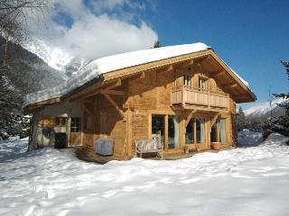 Chalet les Favrands, Chamonix