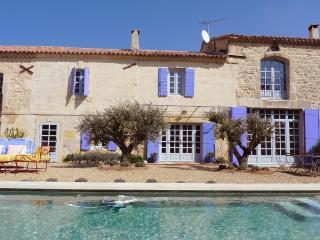 Charming Provençale Farmhouse, Maussane-les-Alpilles