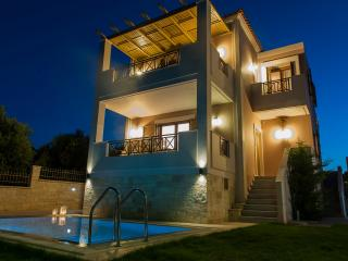 Villa Harmony,Three storey modern family villa