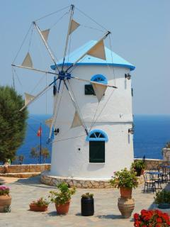 The Windmill Taverna at Skinari