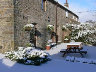 Snowy Croft House Barn