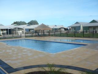 Seafront Estate Pool and toddler pool
