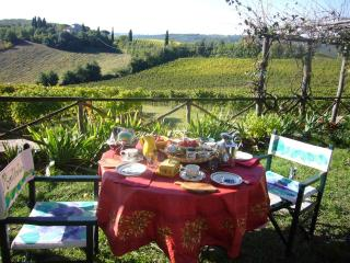 Exclusive and reserved in Chianti - Quercia