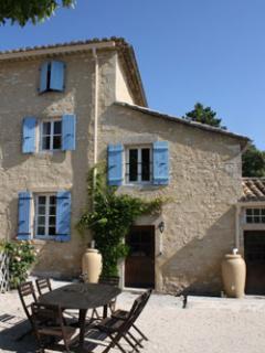 Stable Gite at Bastide des Launes en Provence