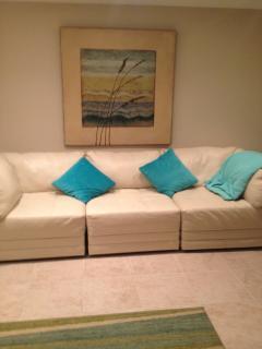Living Room--Sofa