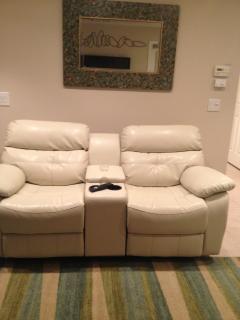 Living Room--Double Recliner