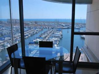 Luxury see view apartment above the Marina  in Hertzlia