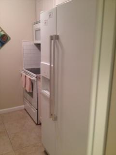 Kitchen--Refrigerator