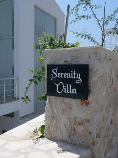 Welcome to Serenity Villa