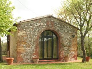 Agriturismo romantico per 2/4 persone con piscina vicino Siena, Trequanda